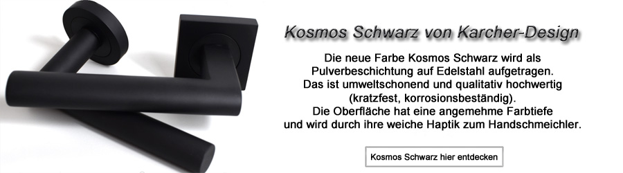 Karcher Design - Kosmos Schwarz