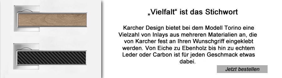 Karcher Design - Vielfalt mit Torino