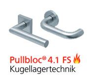Feuerschutz Pullbloc 4.1 FS Kugellager