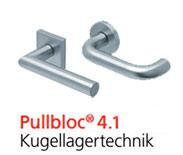 Objekt Pullbloc 4.1 Kugellager