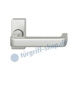 09-1134 Türdrücker -gerade- auf Rahmenrosette in 3 Farben von FSB-Objekt