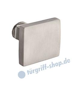 Knopflochteil 373-508 quadratisch feststehend o. drehbar Ultra Mattnickel Jatec