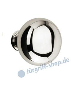 Knopflochteil 420-508 feststehend Ø50 mm Ultra Nickel Jatec