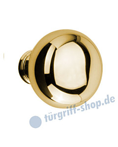 Knopflochteil 420-508 feststehend o. drehbar Ø50 mm Ultra Messing Jatec