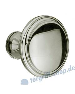 Knopflochteil 922-508 feststehend Ø 50mm Ultra Nickel Jatec