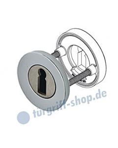 BB Schlüsselrosettenpaar R361 Buntbart-Lochung in 7 Farben Jatec