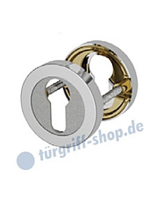 PZ Schlüsselrosettenpaar R361 Profilzylinder-Lochung 6 Farben Jatec
