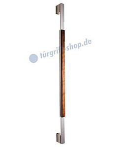 SG-125 Stossgriff Edelstahl/Holz Länge 1000 mm Werding