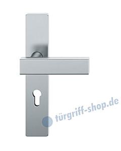 12-1003 Langschildgarnitur ASL® von FSB Edelstahl feinmatt