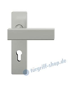 12-1003 eckige Kurzschildgarnitur ASL® von FSB Alu F1