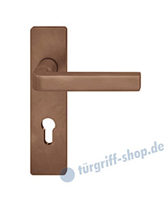 12-1004 Kurzschildgarnitur ASL® von FSB Bronze