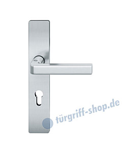 12-1004 Langschildgarnitur ASL® von FSB Edelstahl feinmatt