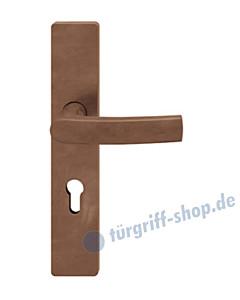 12-1015 Langschildgarnitur ASL® von FSB Bronze