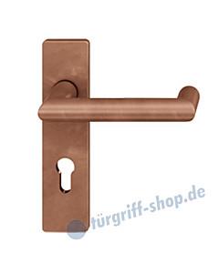 12-1016 Kurzschildgarnitur ASL® von FSB Bronze