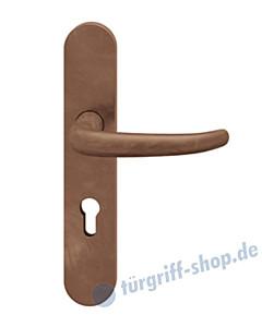 12-1023 Langschildgarnitur ASL® von FSB Bronze