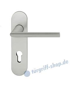 12-1025 ovale Kurzschildgarnitur ASL® von FSB Alu F1