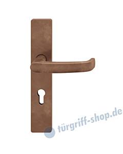 12-1045 Langschildgarnitur ASL® von FSB Bronze