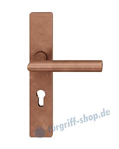 12-1076 Langschildgarnitur ASL® von FSB Bronze