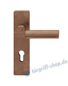 12-1102 Kurzschildgarnitur ASL® von FSB Bronze