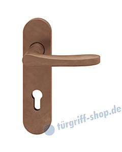 12-1106 Kurzschildgarnitur ASL® von FSB Bronze