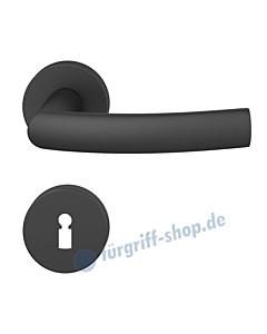 12-1107 Rosettengarnitur ASL® in Alu gestrahlt farbig eloxiert in verschiedenen Farben von FSB