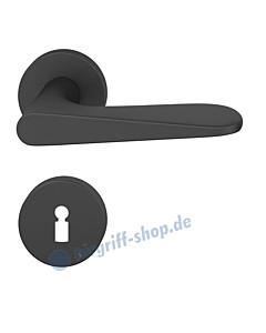12-1144 Rosettengarnitur ASL® in Alu gestrahlt farbig eloxiert in verschiedenen Farben von FSB