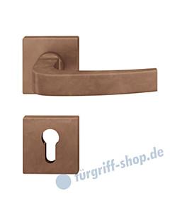12-1163 quadratische Rosettengarnitur ASL® von FSB Bronze