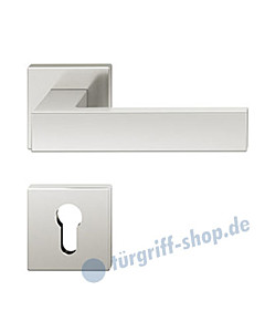 12-1251 quadratische Rosettengarnitur ASL® von FSB Alu F1