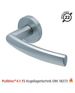 2003 Feuerschutzgarnitur Pullbloc® 4.1 FS Kugellager Edelstahl matt von Scoop