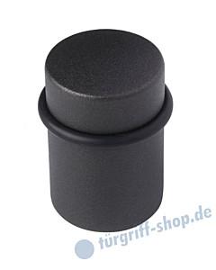 Bodentürstopper in Schwarzstahl-Optik von Südmetall