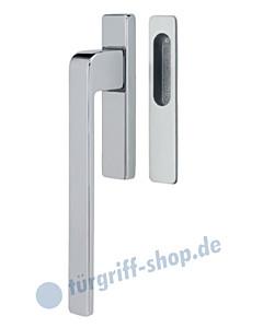 Hebe-/Schiebetürgriff Set mit Muschel | modern | in 2 Farben von Jatec