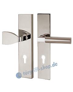 Schutzgarnitur 370-374 Ultra Nickel von Jatec