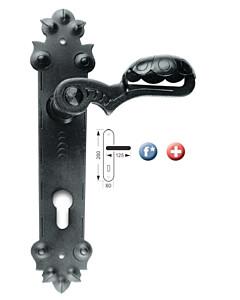 Dorel 337 - Langschildgarnitur schwarz von Lienbacher