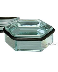 Türstopper 38 aus Glas von Lienbacher