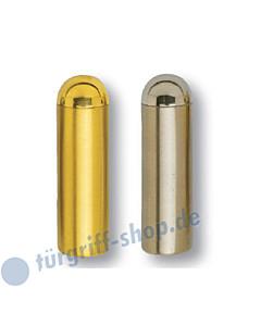 Zierhülsenset Modern Ø 15 mm 4 Hülsen Bi-Color Südmetall