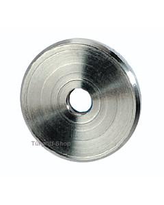 Unterlegscheibe als Abdeckung Durchmesser 60 mm Edelstahl matt von Südmetall