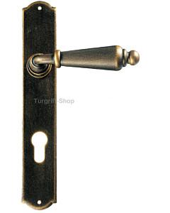 Oslo Langschildgarnitur antik von Galbusera