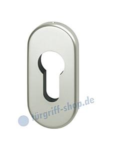 17-1757 Rahmen-Schlüsselrosette oval PZ von FSB