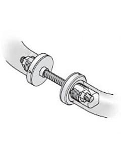 Stoßgriff-Befestigungsset FSB1 05-0580-3035-3075 von FSB