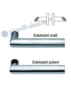1108 (Jade I) Drückerpaar Edelstahl matt o. poliert von Scoop