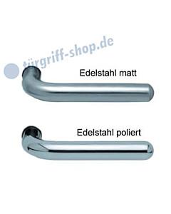 1200 (Image II) Drückerpaar Edelstahl matt o. poliert von Scoop