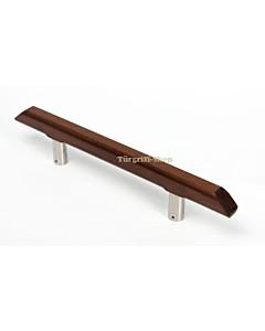 Stossgriff Akazie gedämpft gerades Holz L 45 cm BA 250 mm
