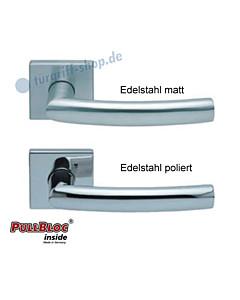 1003 (Geo) Quadratrosettengarn. PullBloc Edelst. matt o. pol. Scoop