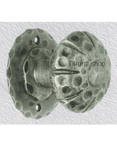 66 Stossknopf feststehend antik von Galbusera