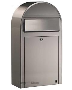 Bobi Grande S Edelstahl-Briefkasten - Großraumbriefkasten
