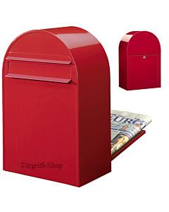 Bobi Classic B Stahlblech-Briefkasten Zaunbriefkasten