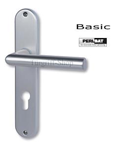 Ronny-LS Basic Langschildgarnitur Aluminium von Südmetall