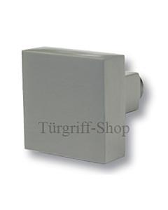 Knopf bzw. Griffplatte Square drehbar aus Edelstahl Südmetall