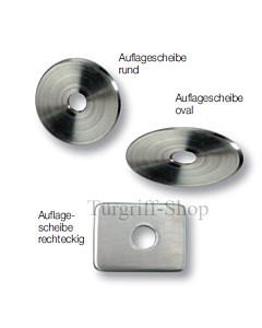 Unterlegescheibe für Stoßgriffe aus Edelstahl Südmetall