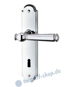 Sanssouci S990 Langschildgarnitur Chrom von Jatec